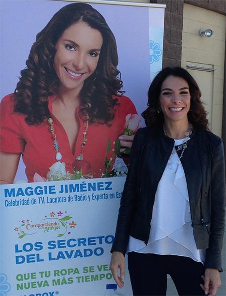 Clorox, Maggie Jimenez