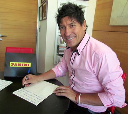 Ivan Zamorano; Chile NT