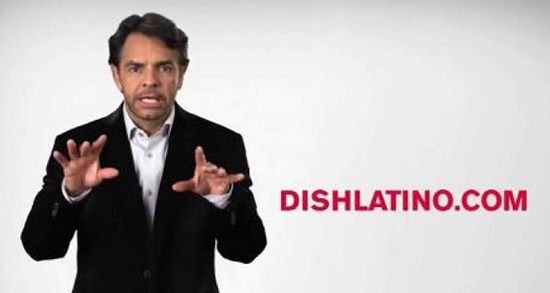 DISH Latino, Eugenio Derbez