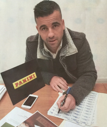 Antonio Dinatale; Italy NT