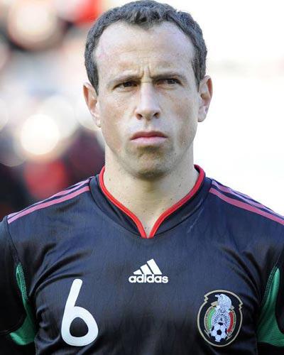 Gerardo Torrado, mexican soccer