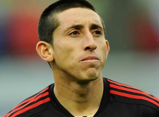 Hector Miguel Herrera, Mexican soccer