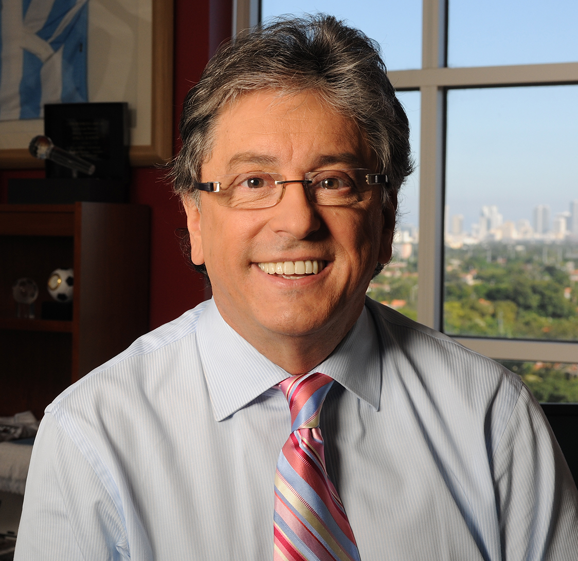 Jorge Ramos, ESPN