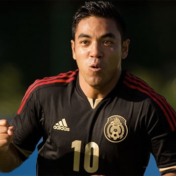 Marco Fabian, Mexican soccer