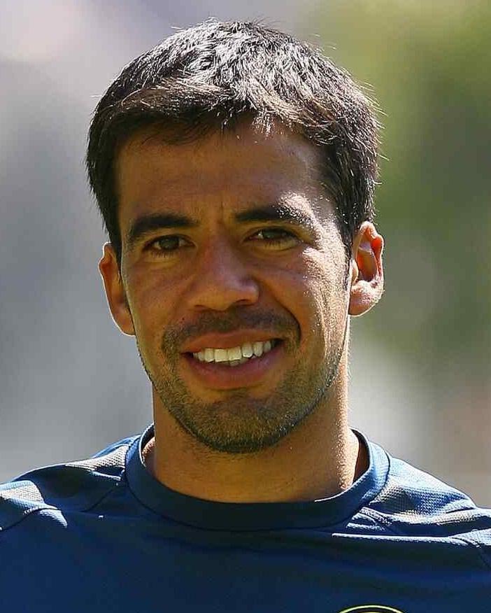 Pavel Pardo, Mexican soccer legend