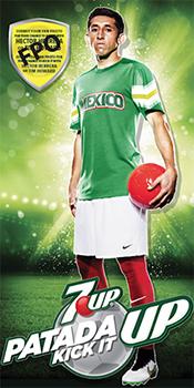 7UP, Hector Herrera
