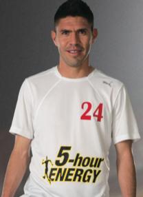 5-hour ENERGY, Oribe Peralta