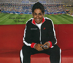 Comcast, Jorge Campos