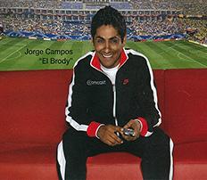 Comcast, Jorge Campos
