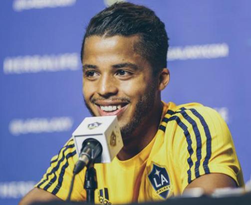 Giovani Dos Santos, MLS LA Galaxy