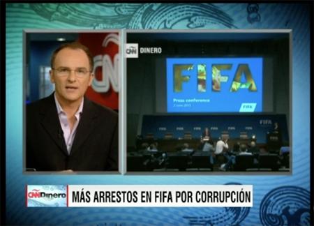 CNN Dinero: Mas arrestos en FIFA
