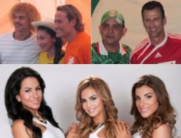 Mexico vs Colombia, Mia FL Multiple Shine Client Appearances