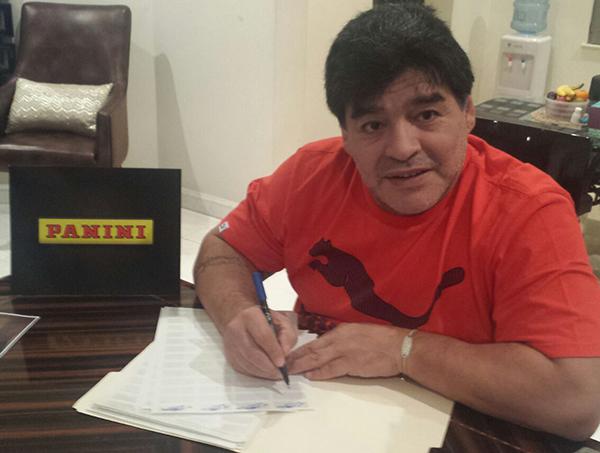 Diego Maradona; Argentina NT