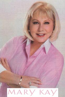 Mary Kay, Cristina Saralegui