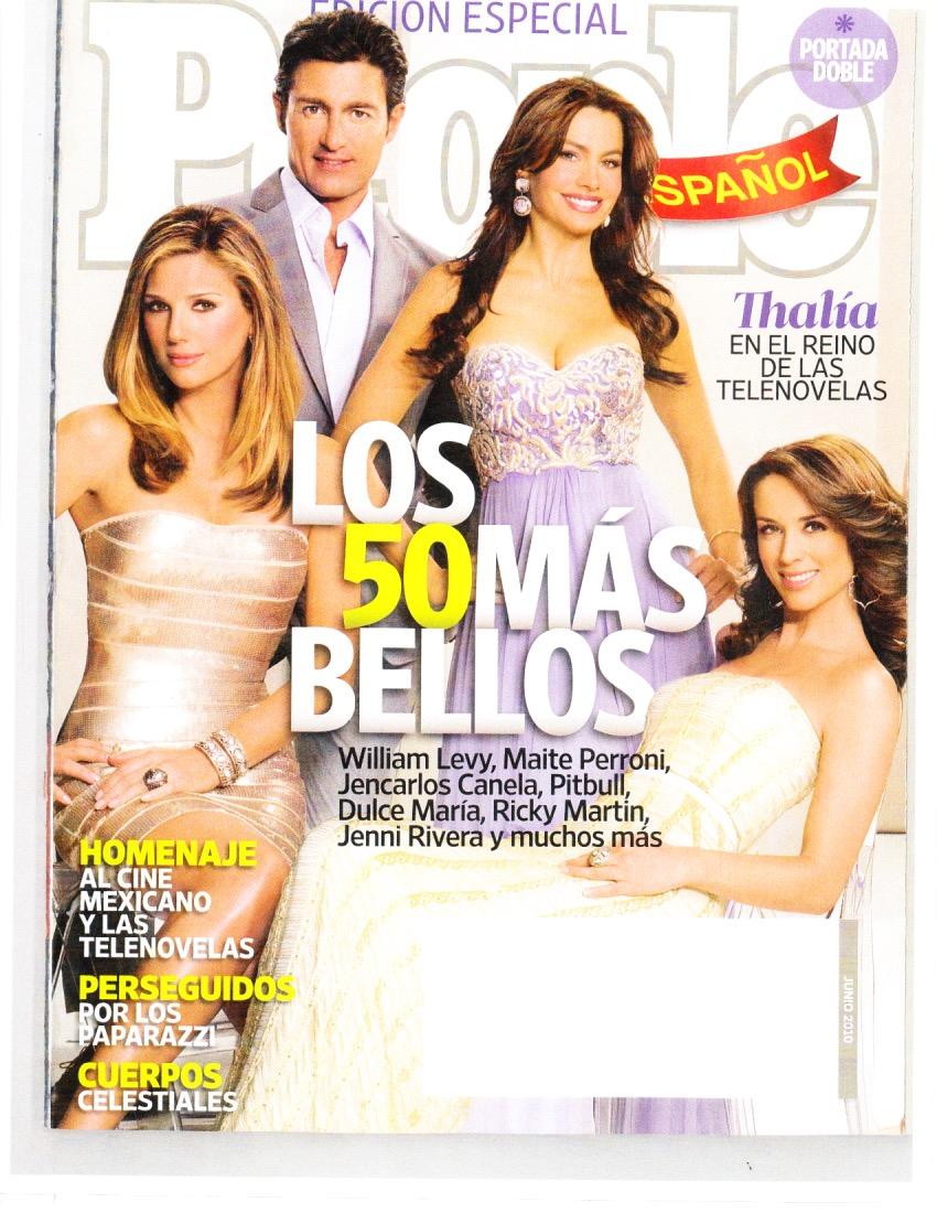 People en Español, Cristina Saralegui 20 años al aire, 2009