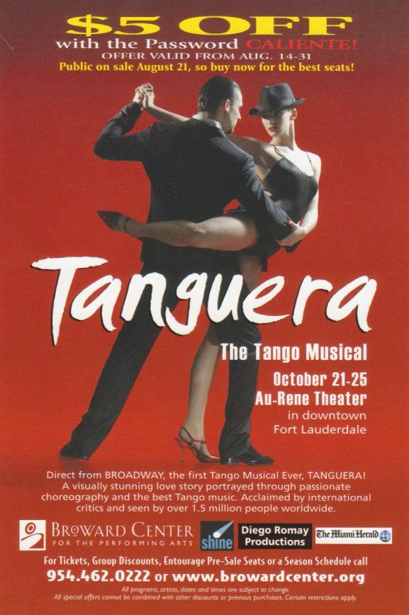 Tanguera 2009