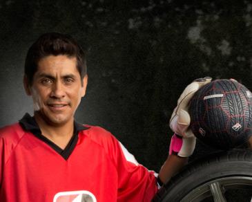 Bridgestone, Jorge Campos