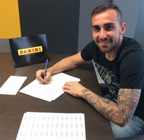 FRANCISCO ALCACER; Barcelona FC, Spain NT