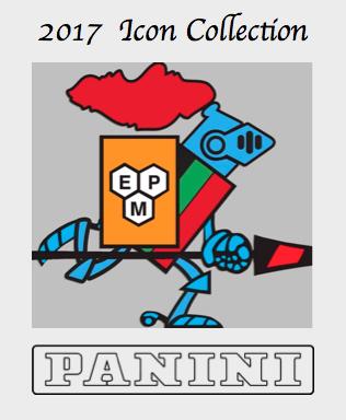2017 PANINI ICONS Collection