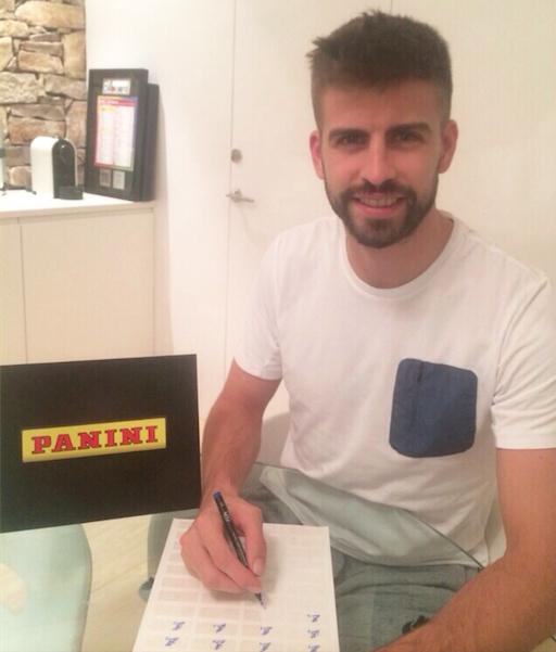 GERARD PIQUE; Barcelona FC, Spain NT