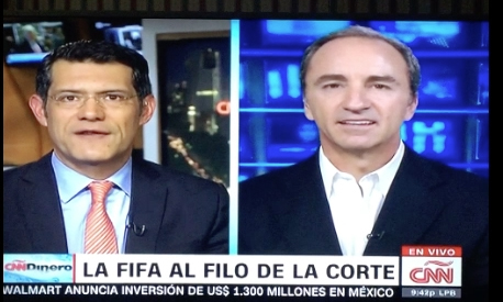 CNN Dinero: FIFA Qatar construction labor abuse