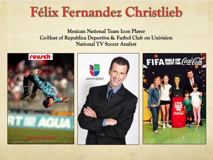 Felix Fernandez Brand Ambassador
