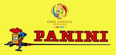 Panini Copa America Centenario USA 2016