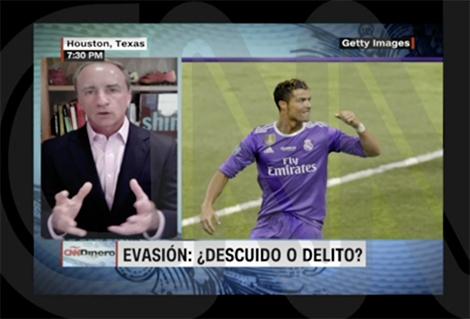 CNN Dinero: Tax Evasion Soccer Stars