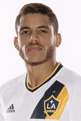 Jonathan dos Santos, MLS LA Galaxy