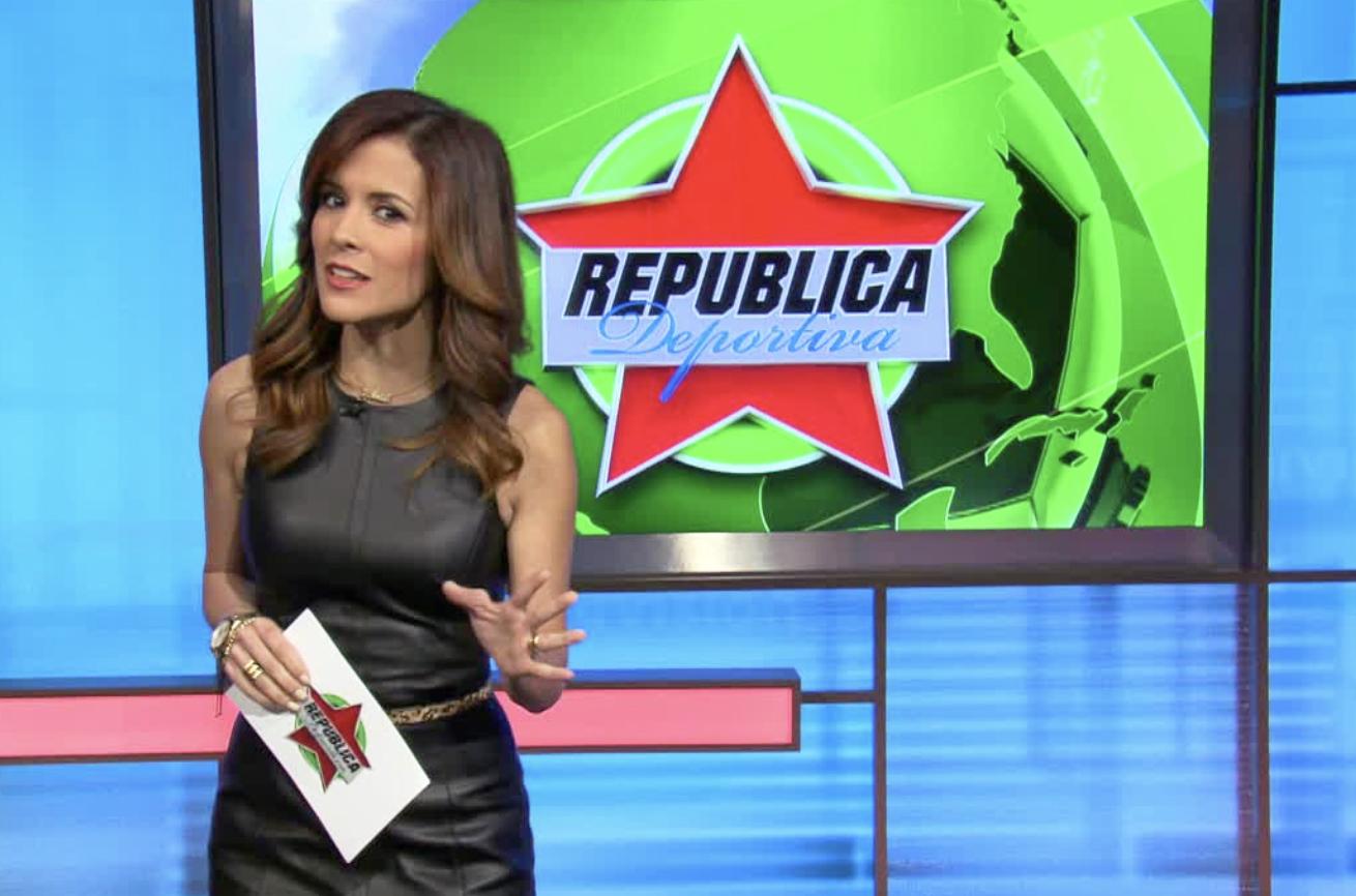 Republica Deportiva, Adriana Monsalve