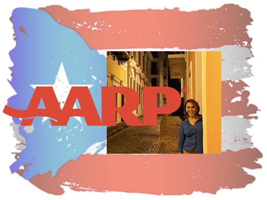 AARP, Maria Elena Salinas