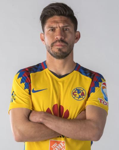 Oribe Peralta, Mexican, Club America