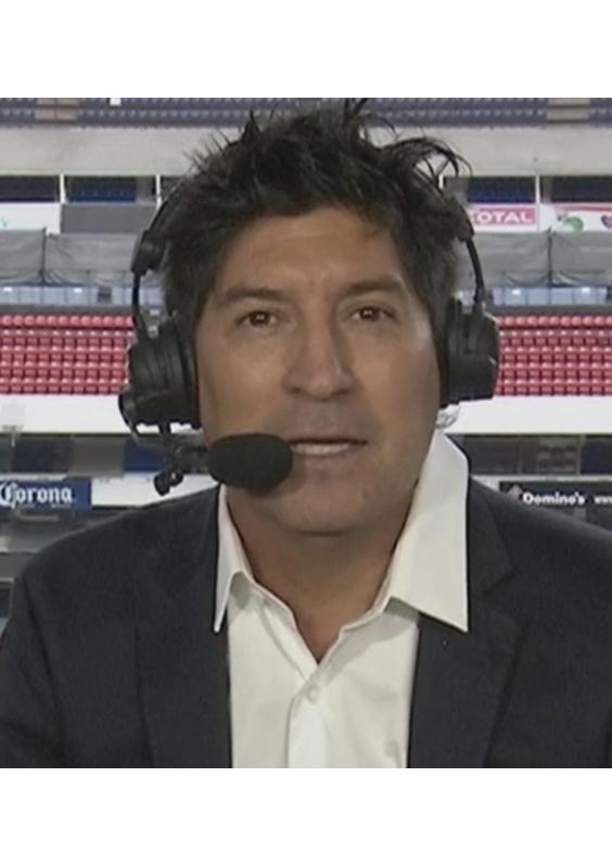 Ivan Zamorano, Univision
