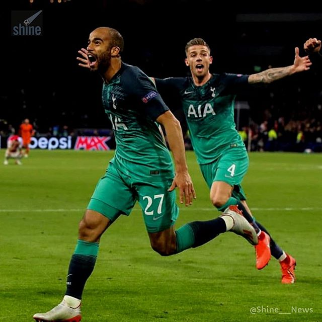 🏆 #ChampionsLeague 2018-19 🏆 — #Tottenham made an amazing last sprint and defeated the great #Ajax team. We have an English Final! — Liverpool vs. Tottenham June 1st