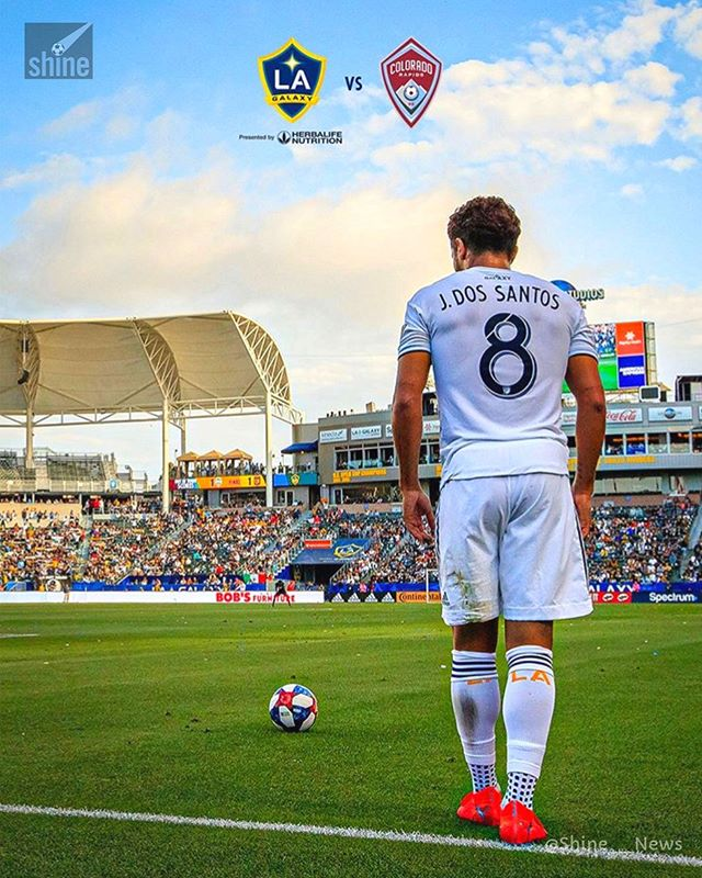 #JonathanDosSantos set to return for the #LAGalaxy against the #ColoradoRapids today! 🙌🏻 — #FavioAlvarez will make his debut with the team! — ⏰ 17:00 PST 📺 Spectrum SN | ESPN+ | Altitude 📸: @lagalaxy