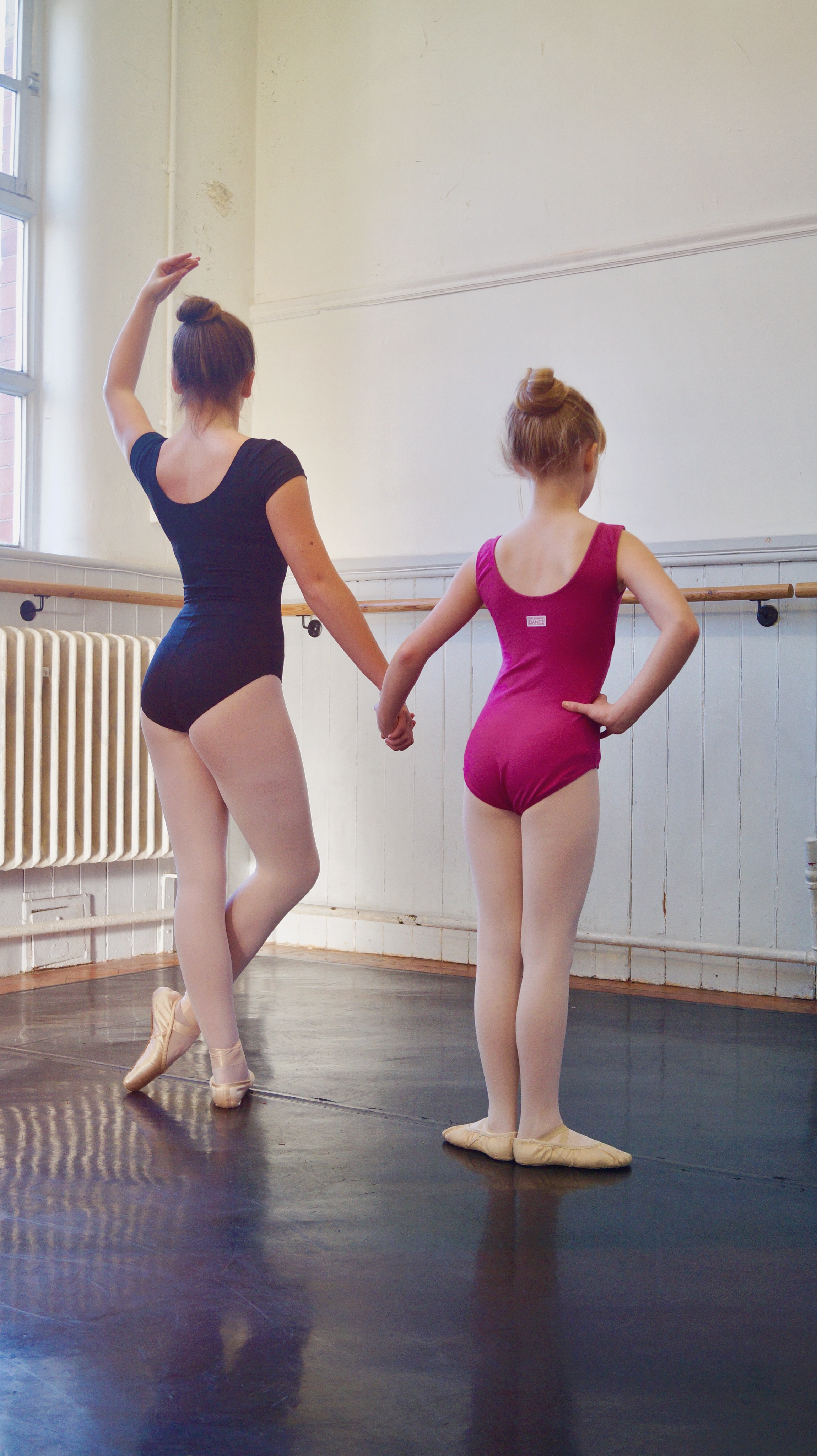 Dance School - Home Page.