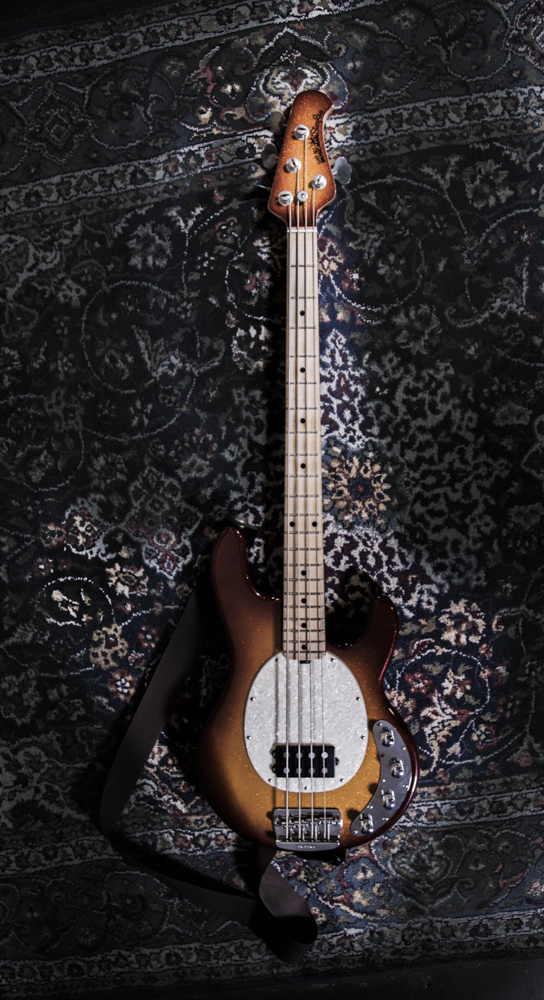 Ernie Ball Musicman Sterling