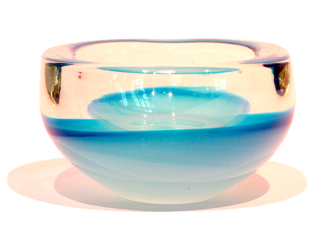 Art Glass: Sold
