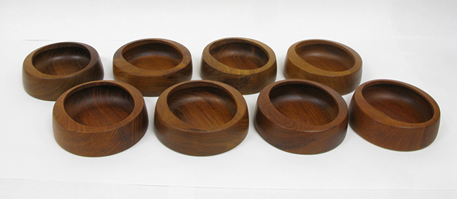 Jens Quistgaard salad bowls