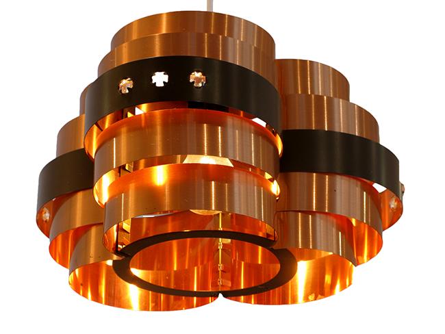 Copper pendant: $800