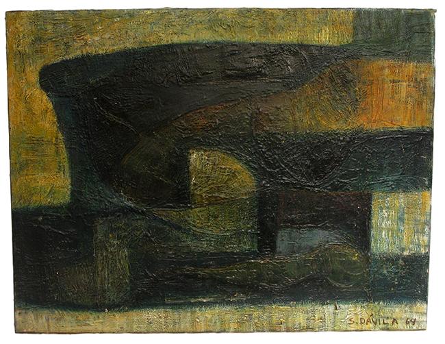 Oleo by Sergio D'Avila: $900