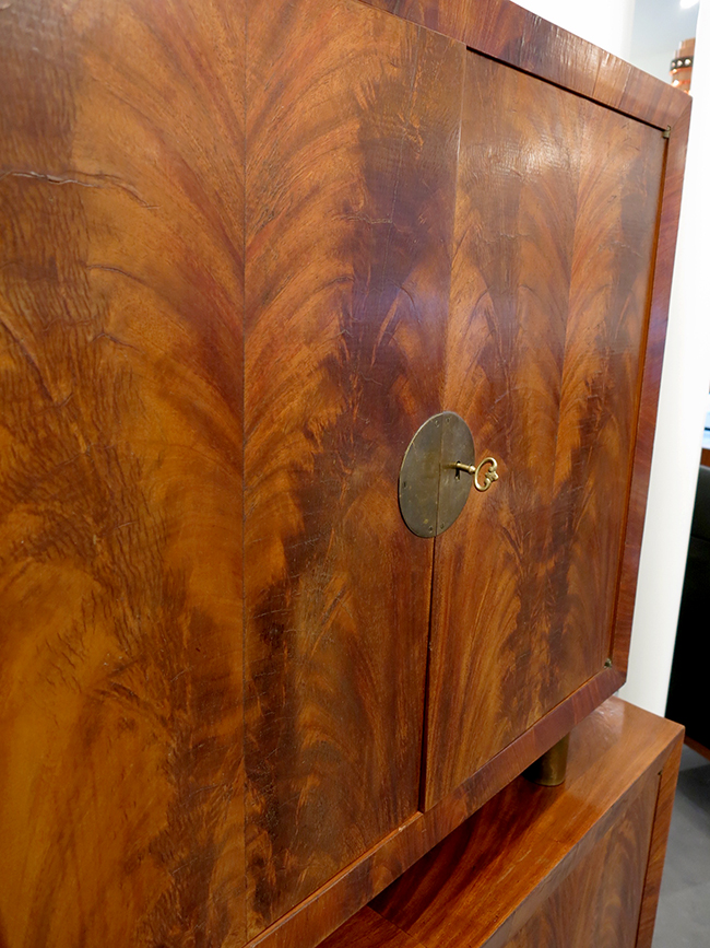 Flamed mahogany bar - mid century modern atlanta.jpg