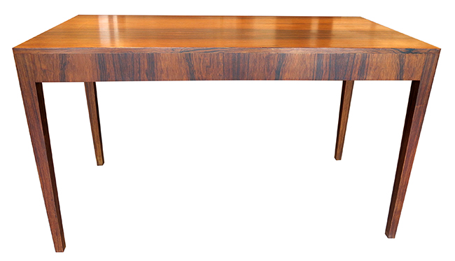 Rosewood writing desk - Modern furniture Atlanta.jpg