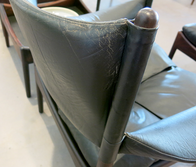 Kristian Vedel rosewood chair detail - Mid century furniture Atlanta.jpg