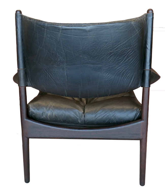Kristian Vedel black leather and rosewood chair.jpg
