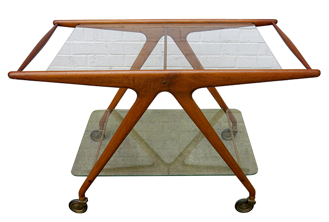 Italian bar cart - Mid century modern furniture.jpg