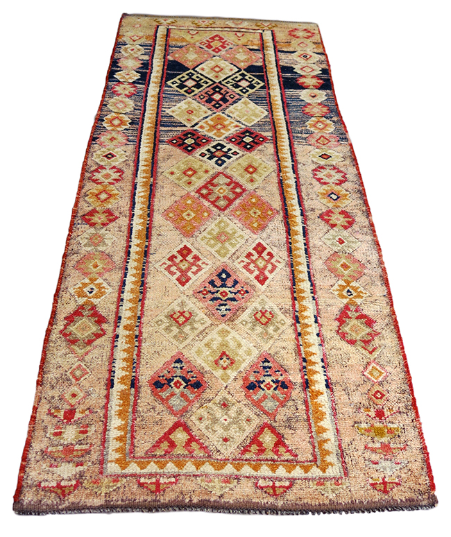 Turkish runner tribal - Antiques Atlanta.jpg