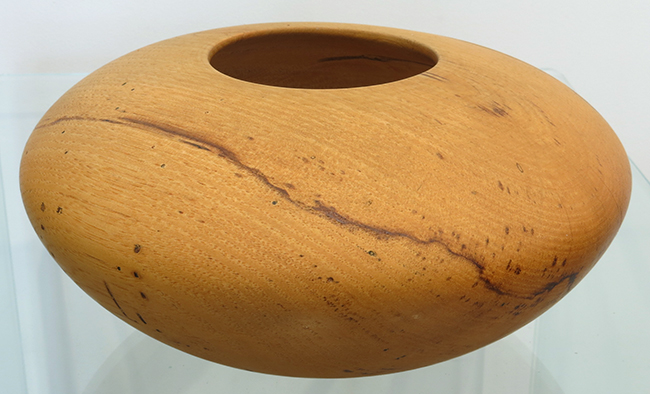 Price Jinright bowl - Spalted Hickory.jpg