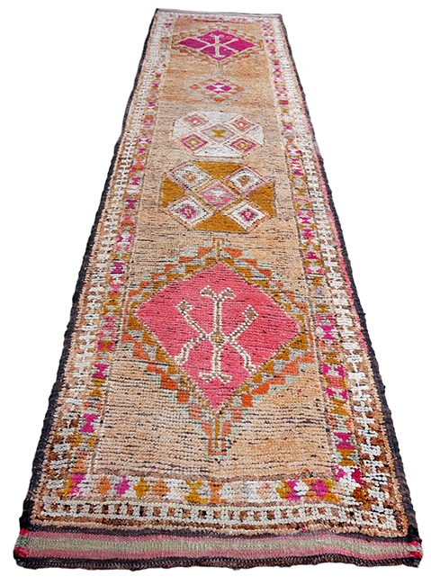 Turkish Anatolian runner in pink.jpg