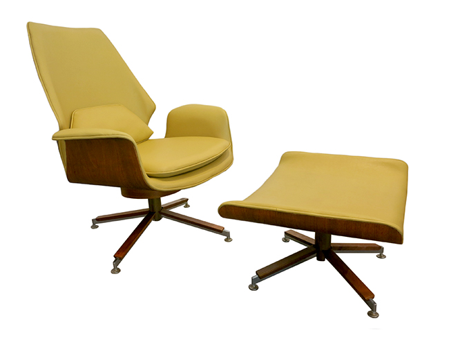 Wieland Furniture Co. molded plywood chair and ottoman.jpg
